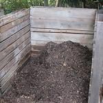 """Pallet Compost Bin"""