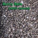 Bunny Balls (Rabbit Manure)