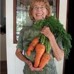 JoEllen And Her Giant Carrots