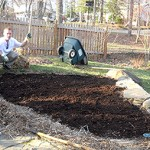 Laying in the Compost