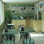 Store Front Recycle Station