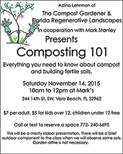 Composting 101 Class